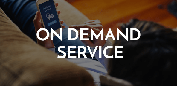 ON-DEMAND-SERVICE