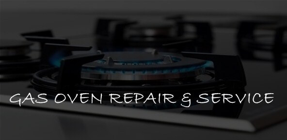 gas oven repair and service