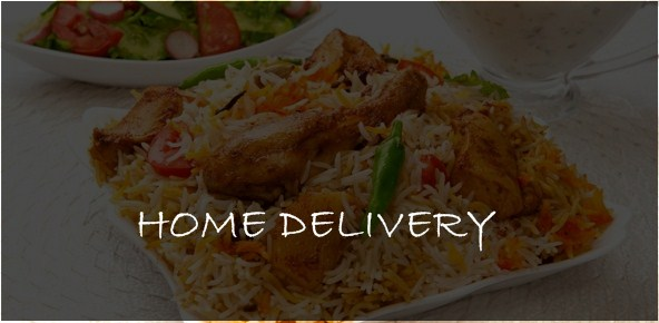 food Home delivery