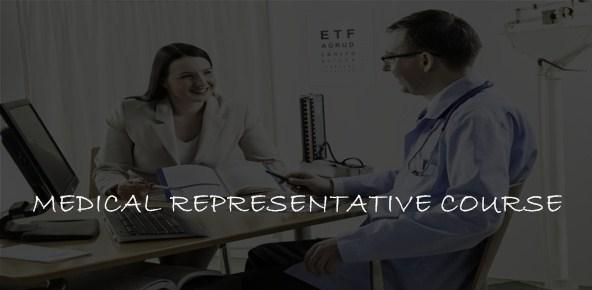 medical representative course
