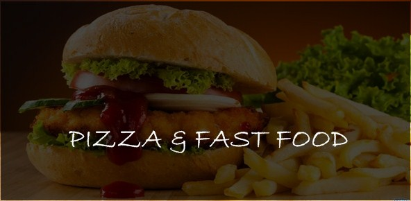 pizza and fast food home delivery