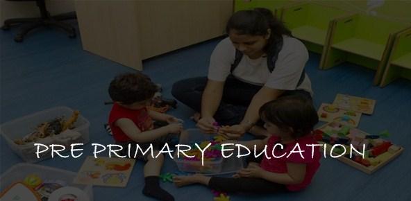 pre primary school