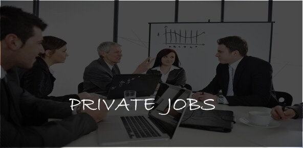 private job