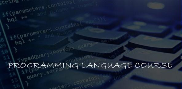 programming language course