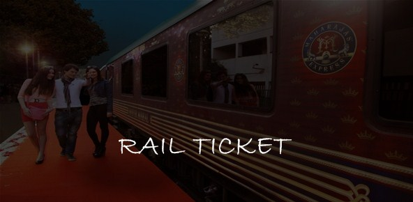 rail-train ticket ticket booking
