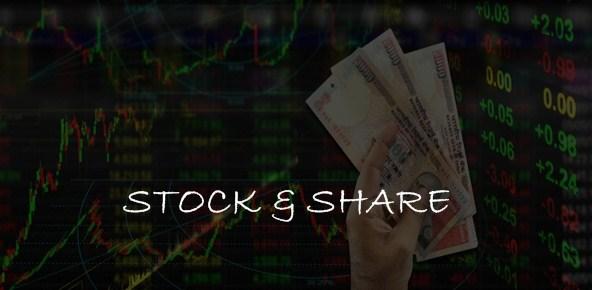 stock market-share market