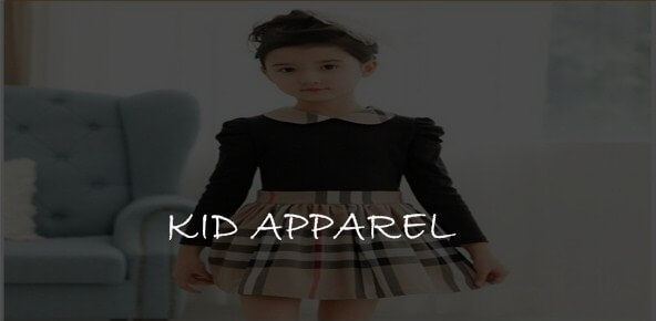 KIDS APPAREL-FASHION