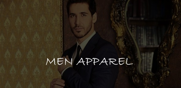 MEN APPAREL-FASHION