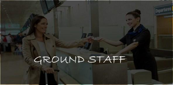 ground staff course