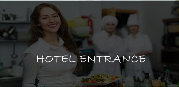 hotel entrance exam coaching