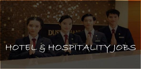 hotel , restaurant , hospitality jobs