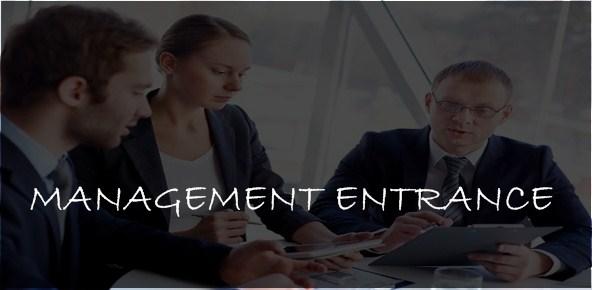 management entrance exam coaching