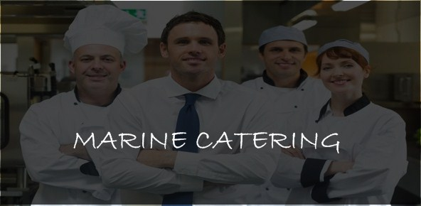 marine catering course