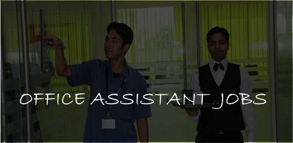 office boy and office assistant jobs