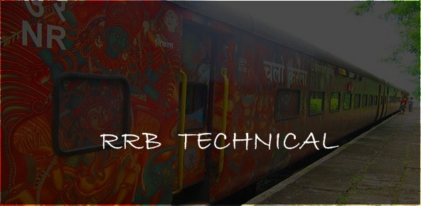 RRB TECHNICAL EXAS