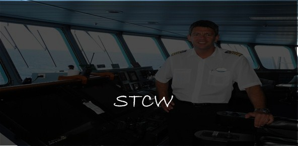 merchant navy stcw course