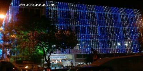 Dr. R. Ahamed Dental College Hospital Kolkata