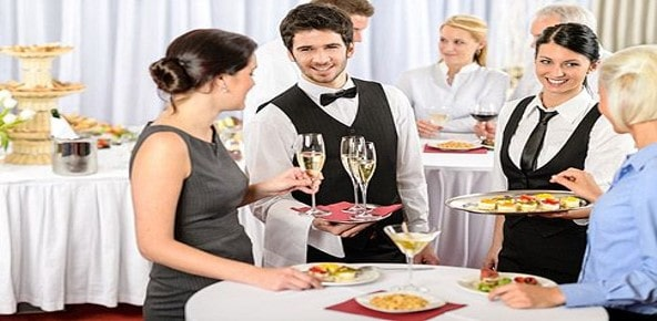 Caterers Service Hostess - Crew ImageI