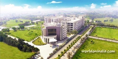 G D Goenka University
