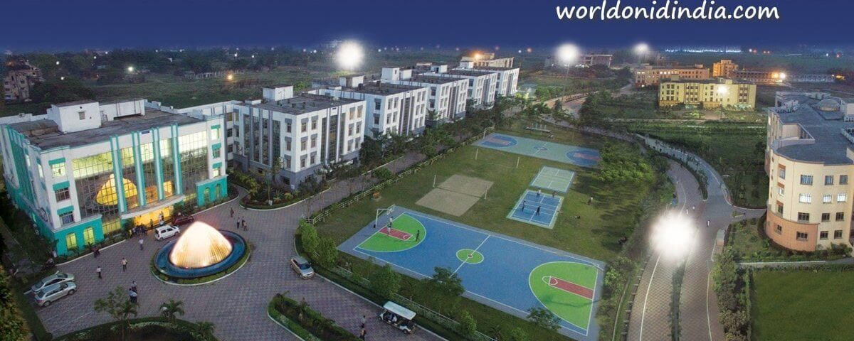 Adamas University kolkata West Bengal Image