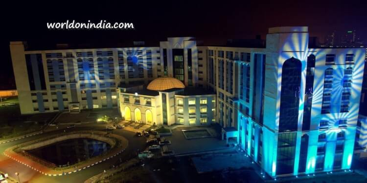 Aliah University kolkata image