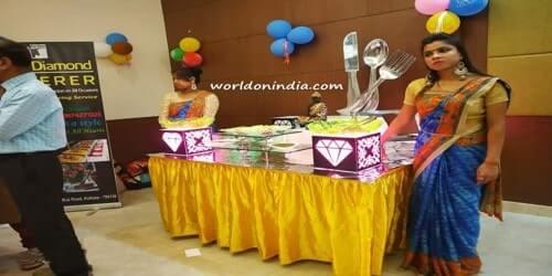 Black Diamond Caterer Newtown-KolkataWedding Caterering Image