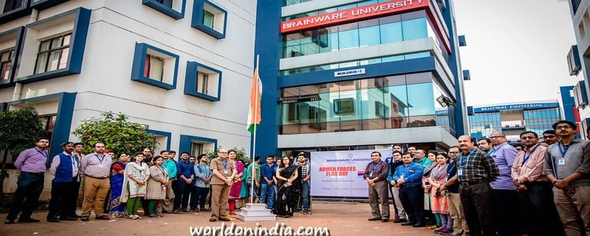 Brainware University, Barasat, Kolkata, Image