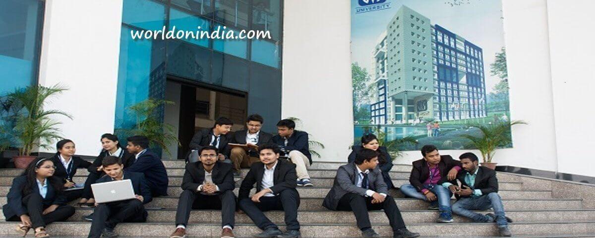 JIS University Kolkata Image west bengal