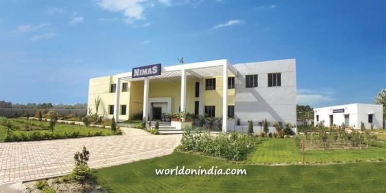 NIMAS Kolkata barasat college image